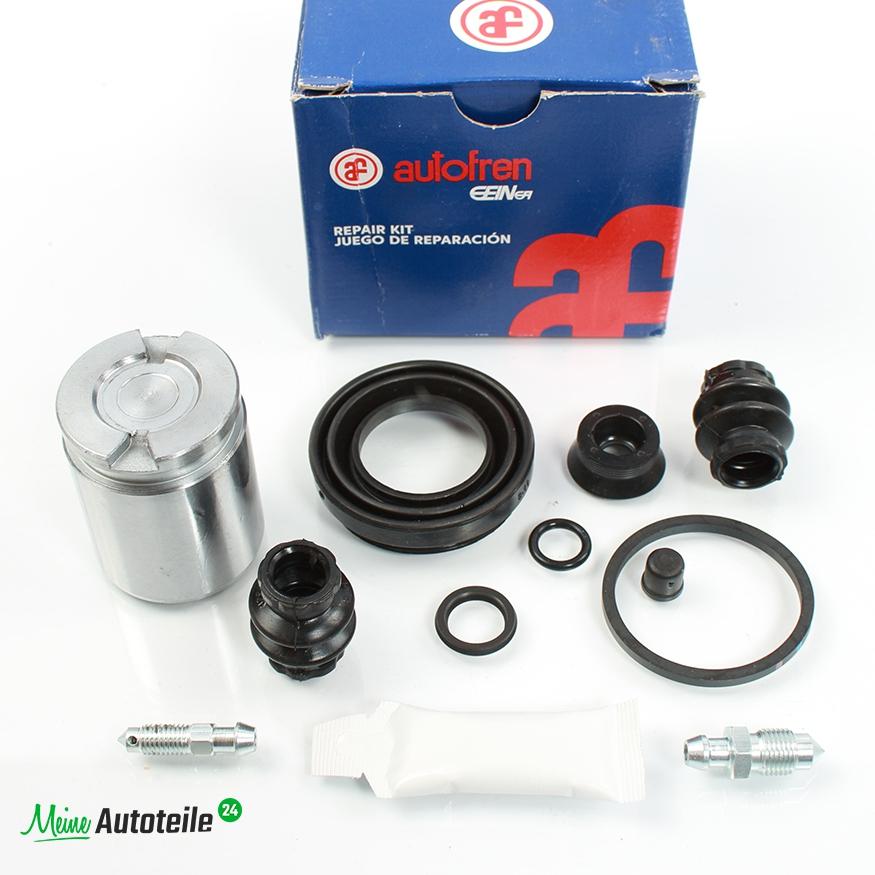 AUTOFREN 2x Reparatursatz Bremssattel Hinterachse für ALFA ROMEO AUDI NISSAN VW