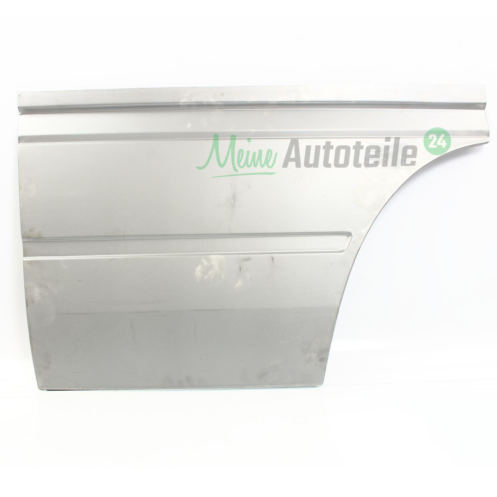 4x Reparaturblech Tür Vorne Links und Rechts Mercedes Sprinter VW LY 1995-2006